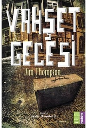 Vahşet Gecesi - Jim Thompson