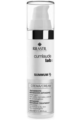 Cumlaude Lab Summum RX Cream 40 ml (Kuru Ciltler İçin Yaşlanma Onarıcı Krem)