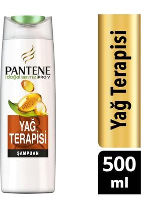 Pantene Şampuan Doğal Sentez Yağ Terapisi 500 ml