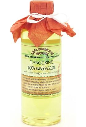 Lemongrass House Masaj Yağı Tangerine 250 Ml