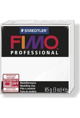 Staedtler Fimo Professional Polimer Kil 85Gr. White
