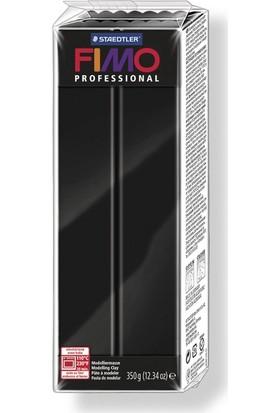 Staedtler Fimo Professional Polimer Kil 350Gr. Black