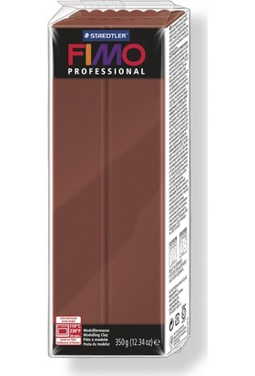 Staedtler Fimo Professional Polimer Kil 350Gr. Chocolate