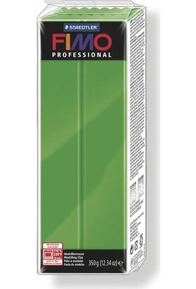 Staedtler Fimo Professional Polimer Kil 350Gr. Garish Green