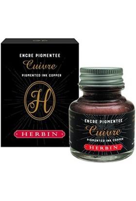 J.HerbinJ. Herbin Dolma Kalem Şise Mürekkep 30ml - Pigmented Copper