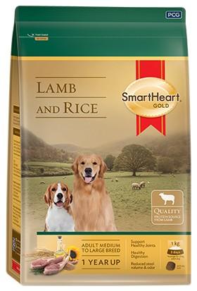 Smartheart Gold Kuzu Etli Yetişkin Köpek Maması 3 Kg