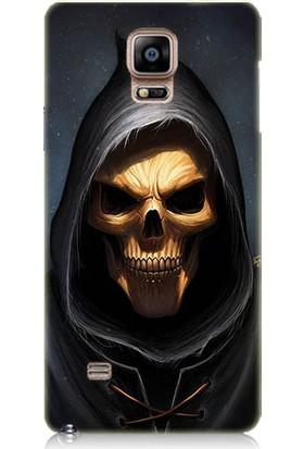 Teknomeg Samsung Galaxy Note 4 Death Angel Ölüm Meleği Desenli Silikon Kılıf