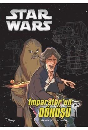 Star Wars İmparator'un Dönüşü Filmin Çizgi Romanı - Alessandro Ferrari