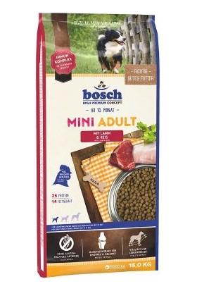 Bosch Kuzulu Yetişkin Mini Köpek Maması 15 Kg