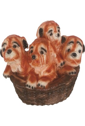 Zorlu Heykel Sepette Köpekler