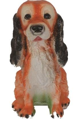 Zorlu Heykel Kulaklı Köpek