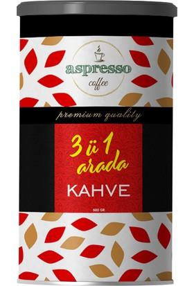 Aspresso Üçü Bir Arada Hazır Kahve 1000 gr
