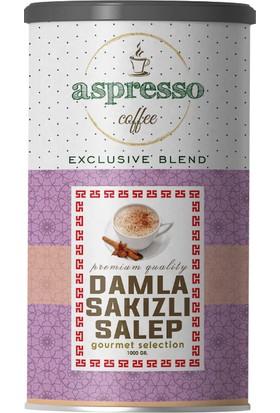 Aspresso Damla Sakızlı Salep 1000 gr
