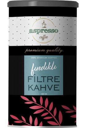 Aspresso Fındıklı Filtre Kahve 500 gr