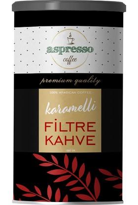 Aspresso Karamel Filtre Kahve 500 gr