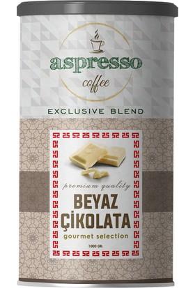 Aspresso Beyaz Sıcak Çikolata 1000 gr