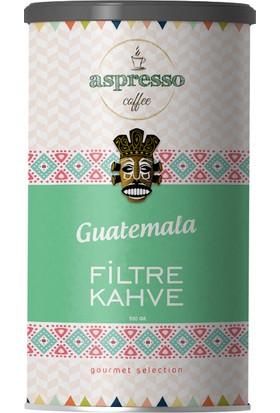 Aspresso Guatemala Filtre Kahve 500 gr