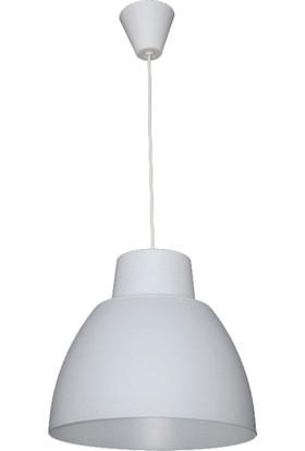 Sedef 4510-1P Tekli Sarkıt - Beyaz