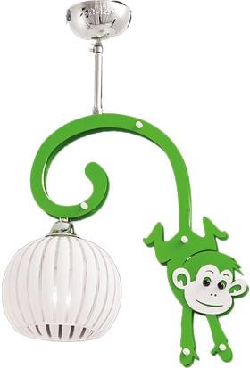 Sedef 4210-1Pgrn Maymun Sarkıt - Yeşil