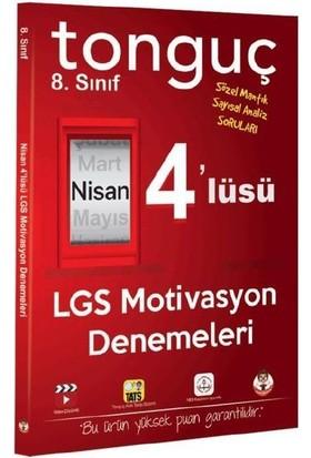 Tonguç 8.Sınıf LGS Motivasyon Nisan 4'lüsü Denemeleri