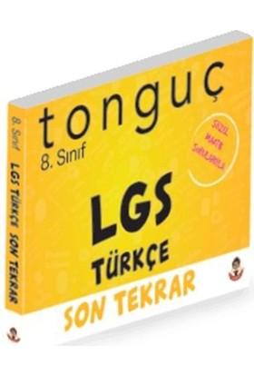 Tonguç Akademi Yayınları 8. Sınıf LGS Türkçe Son Tekrar