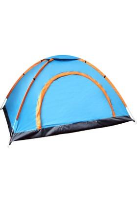 Gringo 6 Kişilik Kamp Çadırı 220x250x150 cm - Ekonomik