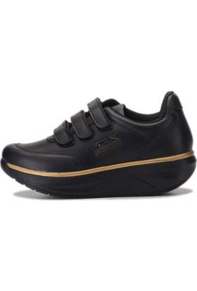 Slazenger Fons Kadın Günlük Giyim Ayakkabı Black