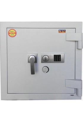 Valberg Burgas 67 Ultra Güvenlikli Sertifikalı Çelik Kasa
