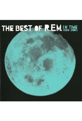 R.E.M. ‎– In Time (The Best Of R.E.M. 1988-2003) Cd
