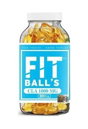 Fitballs Bandrollü Firmasından Orjinal Ürün 2 Adet Fitballs Cla Ve 2 Adet Fitballs Çay
