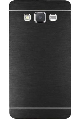 Microsonic Samsung Galaxy J7 Core Kılıf Hybrid Metal