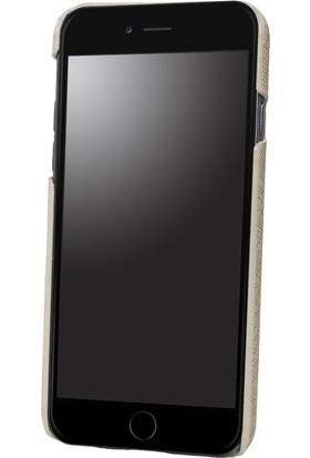 Bouletta Ultimate Jacket Deri Telefon Kılıfı-iPhone 6 Plus-C11 Bej