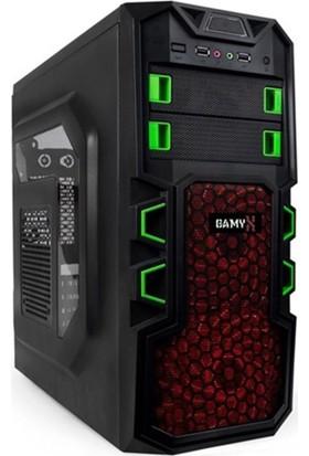 Gamyx GMX6248 Intel Core i3 8100 8GB 1TB Freedos Masaüstü Bilgisayar