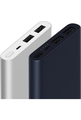 Xiaomi 10000 mAh (Versiyon 3) Taşınabilir Şarj Cihazı Siyah (İnce ve Hafif Kasa)