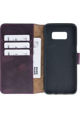 Bouletta Walletcase Deri Telefon Kılıfı-Samsung S8-G7