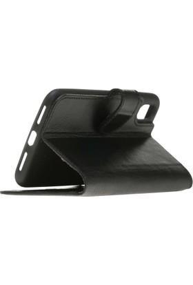 Bouletta Walletcase Deri Telefon Kılıfı-iPhone X-RST1