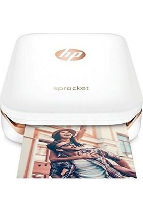 HP Sprocket Beyaz Fotoğraf Yazıcı X7N07A
