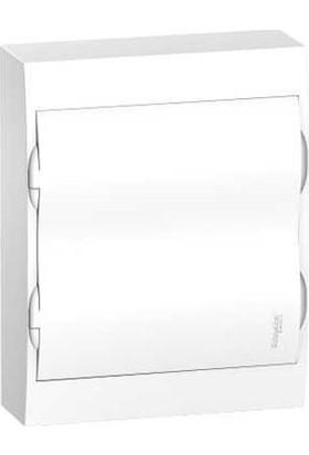 Easy9 Sigorta Kutusu 2x12 Modül Sıvaüstü Beyaz