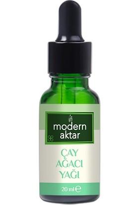 Modern Aktar Doğal Çay Ağacı Yağı 20 ml