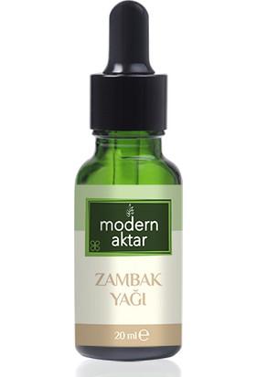 Modern Aktar Doğal Zambak Yağı 20 ml