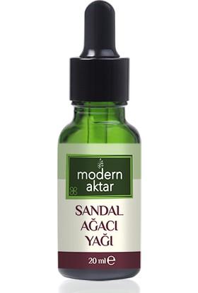 Modern Aktar Doğal Sandal Ağacı Yağı 20 ml
