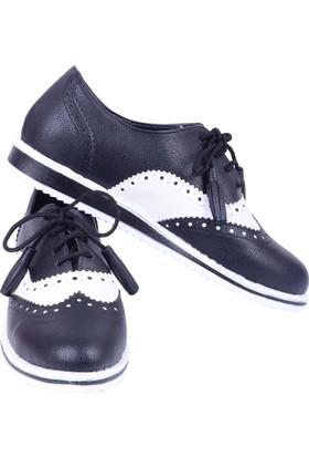 Cudo 025-1803 Oxfort Ayakkabı - 18-1B565073