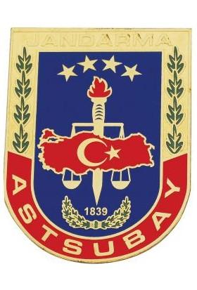 Anı Yüzük Jandarma Astsubay Kemer Rozeti