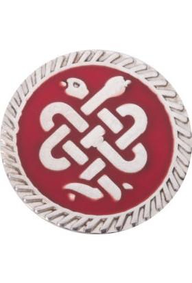 Anı Yüzük Tıp Logolu Yaka Rozeti