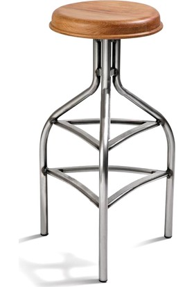 Sandalye Keyfi Ferforje Bar Taburesi