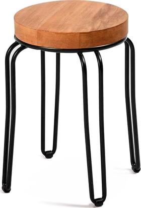 Sandalye Keyfi Masifpan Papatya Tabure