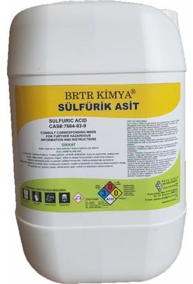 Brtr Kimya Sülfürik Asit - 15 Kg