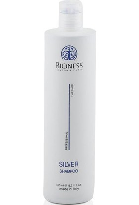 Bioness Şampuan Silver 450Ml