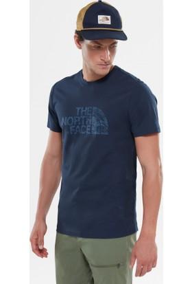 The North Face M S/S Woodcut Dome Tee Erkek Tişört