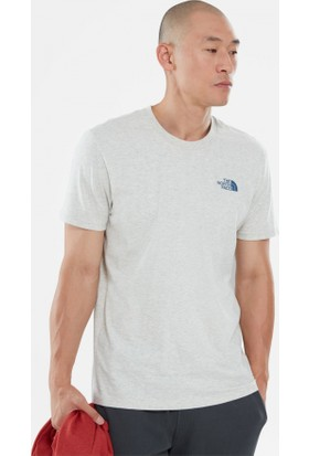 The North Face M S/S Simple Dome Tee Erkek Tişört
